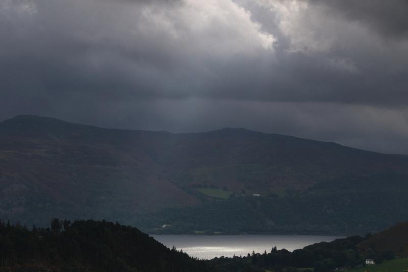 Light over Dewent Water
