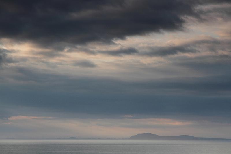 Sunset St Brides Bay