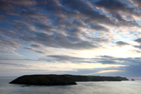 Skomer Sunset