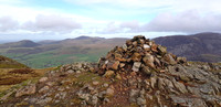 Crag Fell summit 1