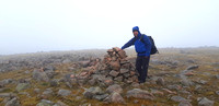 Caw Fell summit 3