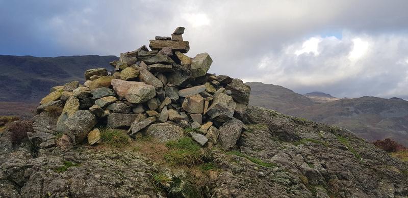 Holme Fell summit 1