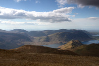 Crummock Water & Loweswater from Robinson #2