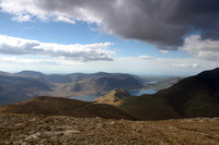 Crummock Water & Loweswater from Robinson #3