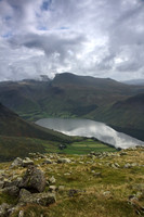 Wastwater from Middle Fell 2
