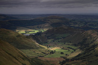 View down Martindale from Rampsgill Head