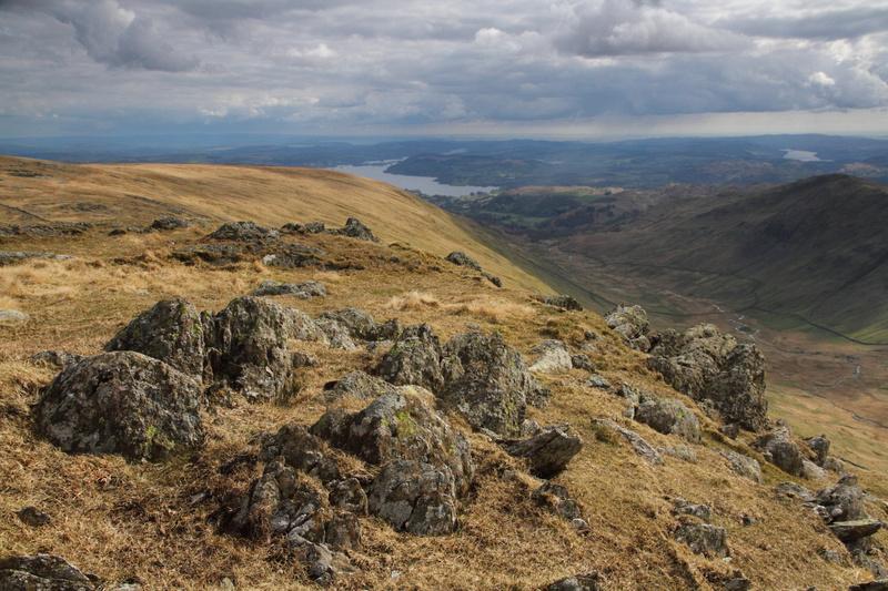 Hart Crag view