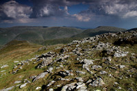 View from St Sunday Crag