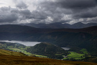 Thirlmere and Raven Crag from White Pike