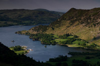 Ullswater from Route down St Sunday Crag