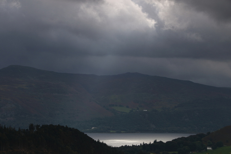 Light over Dewent Water