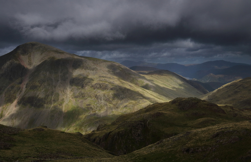 Great Gable light