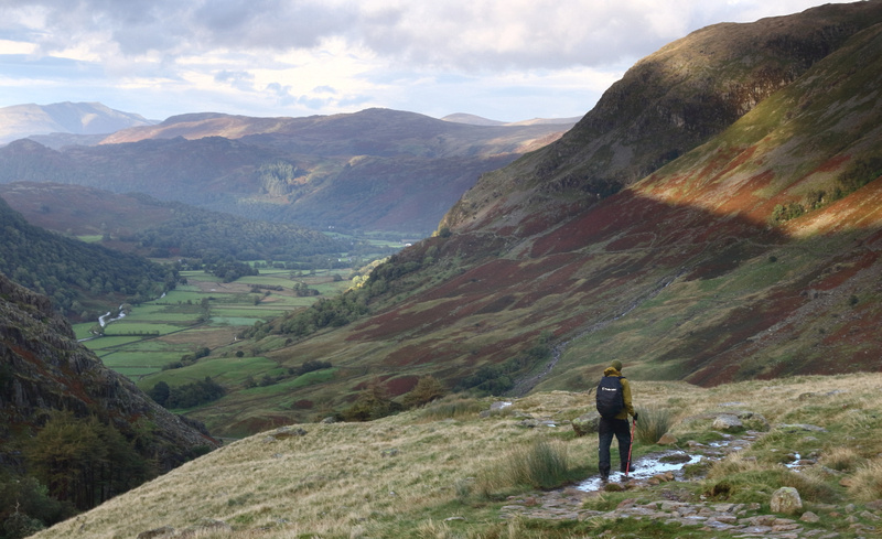Returning to Borrowdale