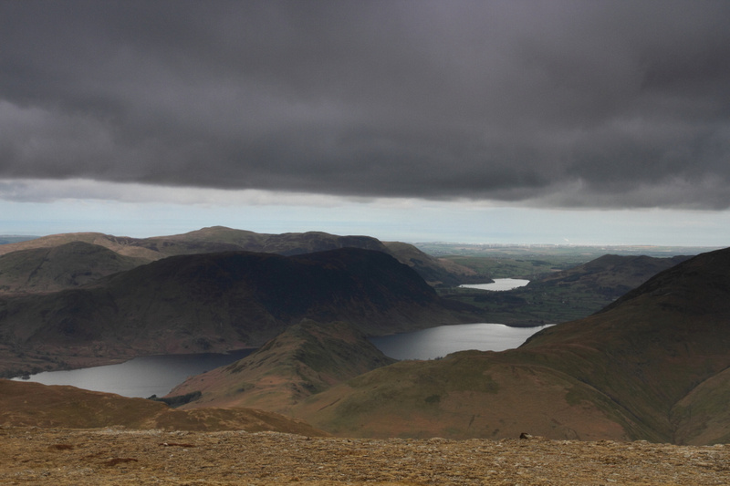 Crummock Water & Loweswater from Robinson