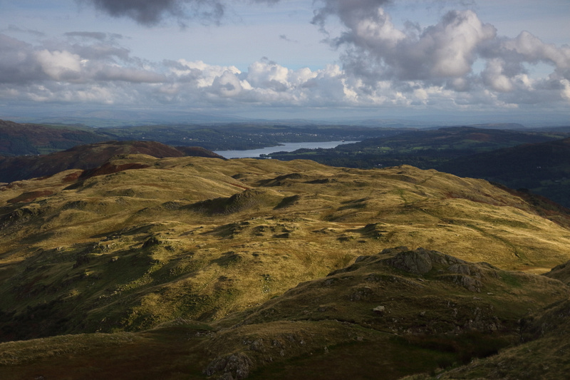 Windermere from Blea Rigg