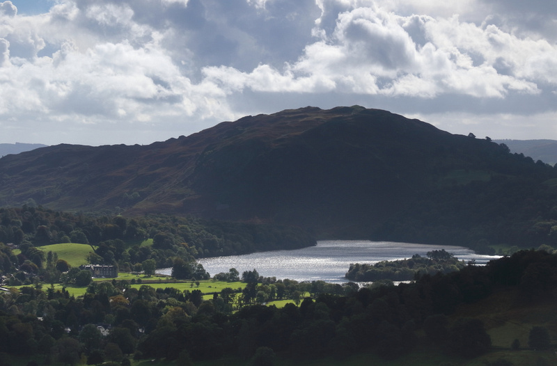 Grasmere and Loughrigg Fell